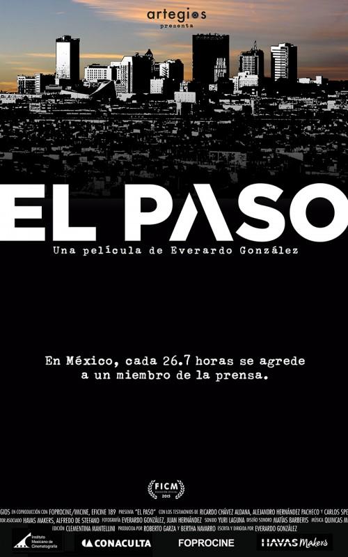 cartel El Pasominimalpost