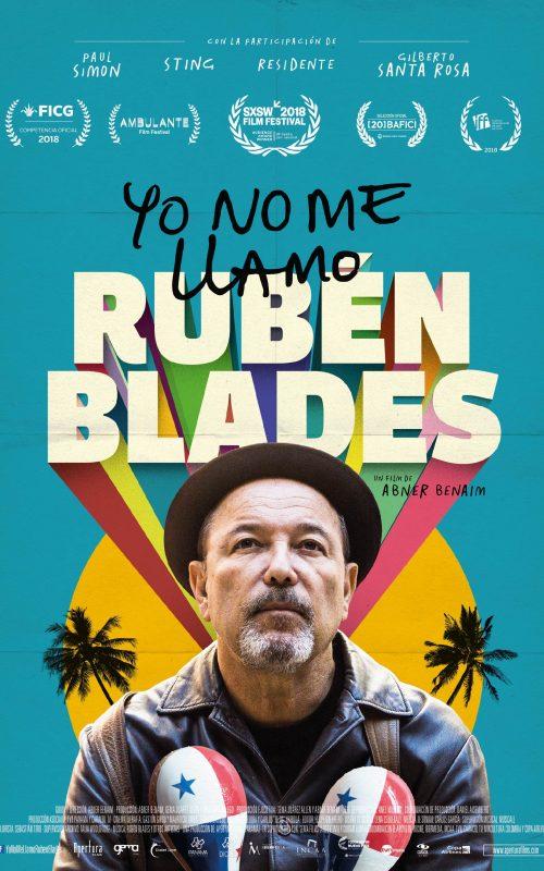 Yo No Me Llamo Rubén Blades
